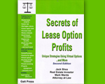 Secrets of Lease Option Profits